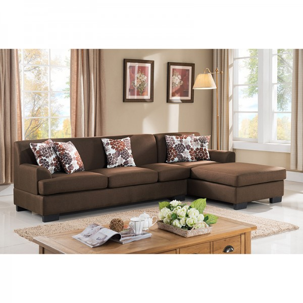 Reversible Chaise Sectional S0072
